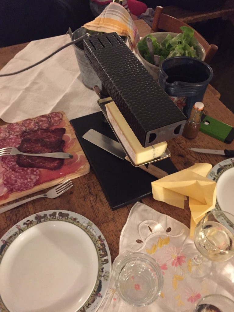 Raclette - La Frutière des Perrières, Les Gets