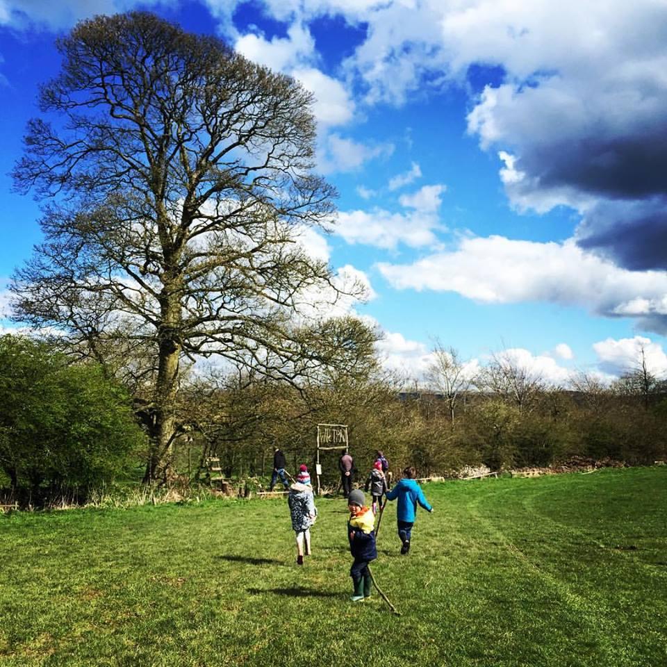 Sizergh Castle Wild Trail