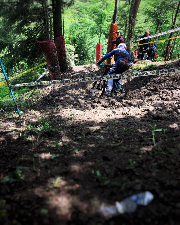 Steep and deep! Crankworx, Les Gets 2016