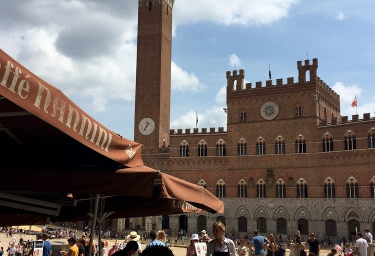A day in magnificent Siena and an unexpected red light district safari.