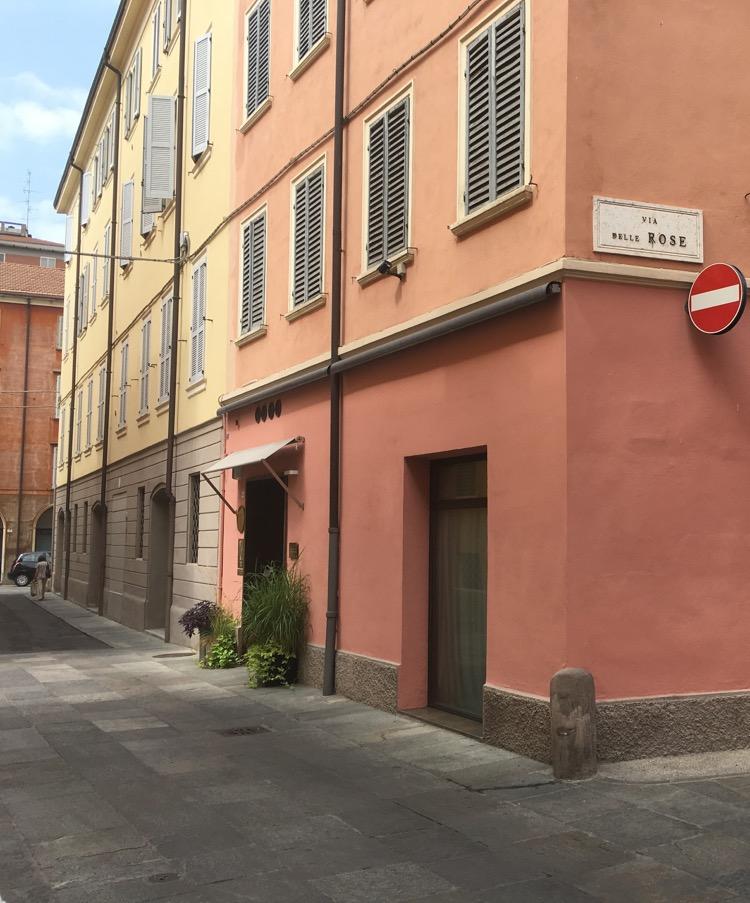 Massimo Bottura's Osteria Francescana.