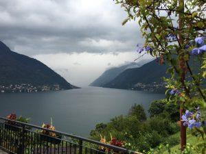 Homeward bound from Lake Como