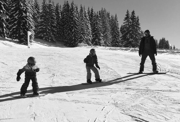 Why we chose Burton Snowboards for the kids' setup.