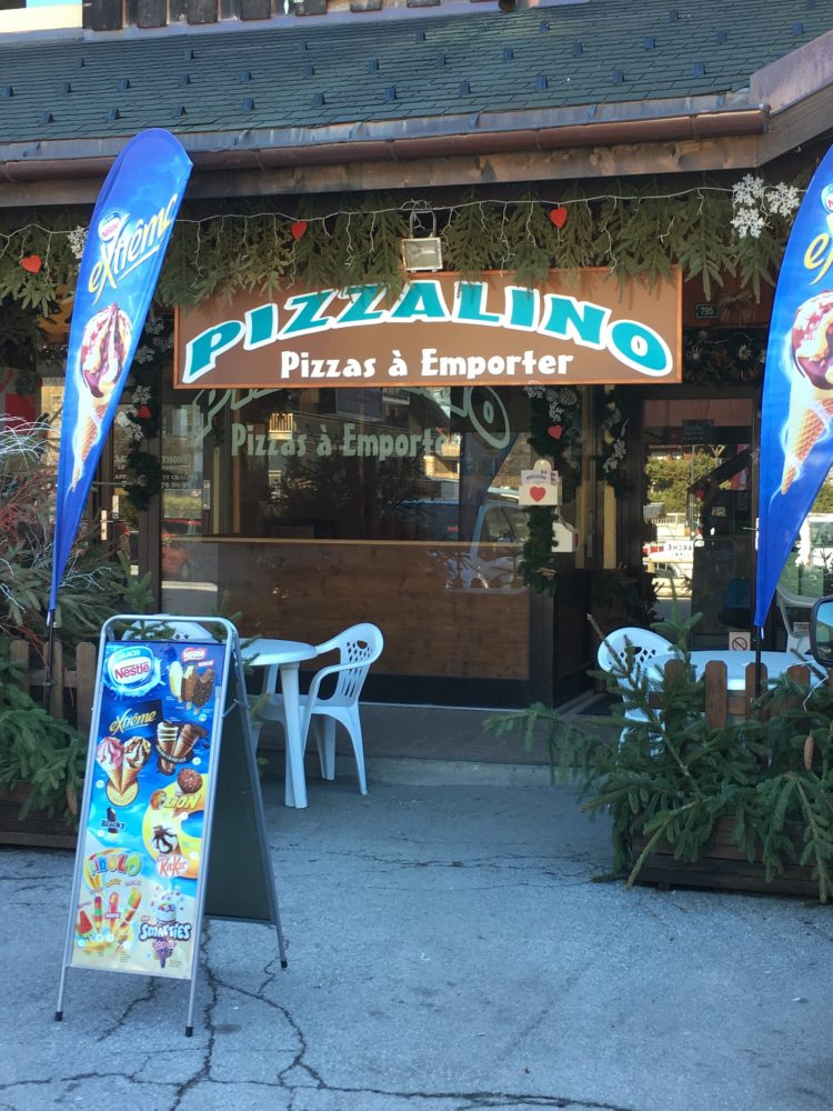 Pizzalino, Les Gets.