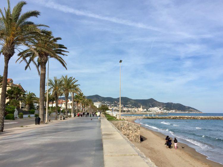 Sitges, Barcelona.