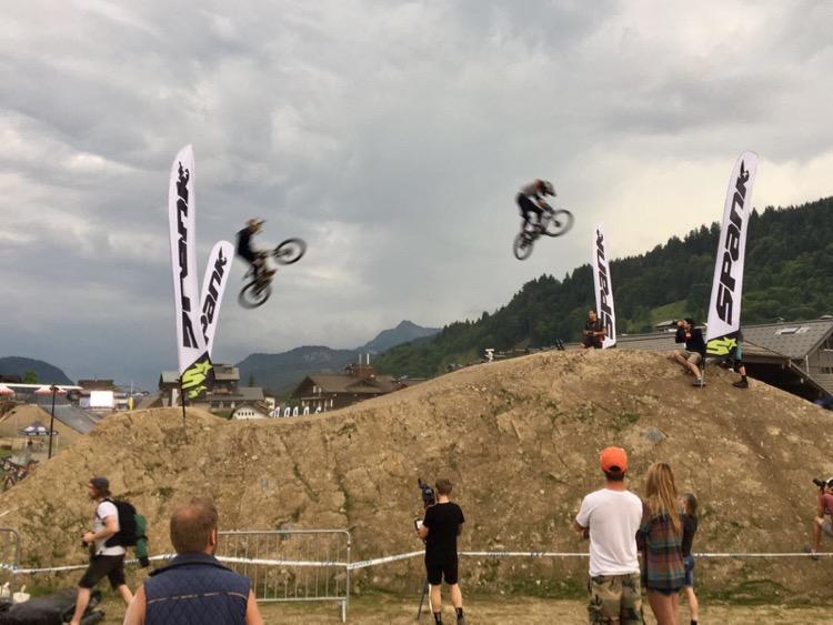 Crankworx Les Gets Whip Off Final 2017