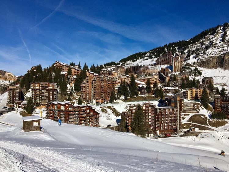 Avoriaz is prepping for the upcoming winter season.