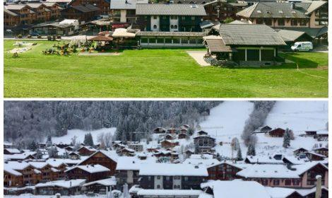 ApreSki Bar and ESF Les Gets Summer Winter Up-Stix