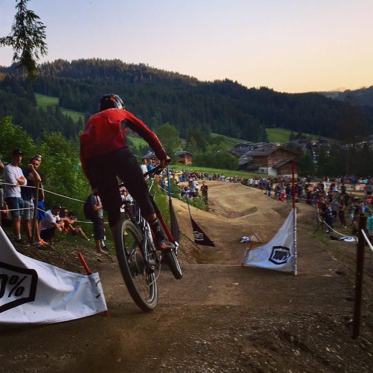 Crankworx Les Gets 2018 Dual Slalom