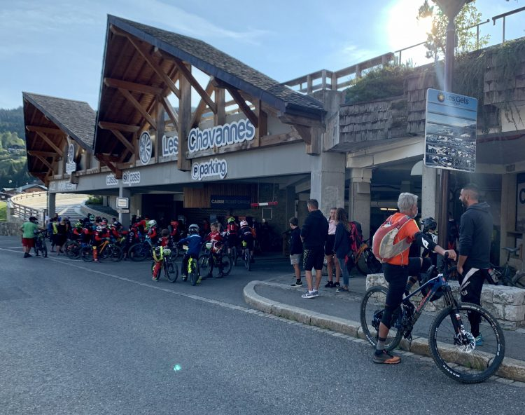 Summer-season wind-down DH Kids cup registration in Les Gets 2020