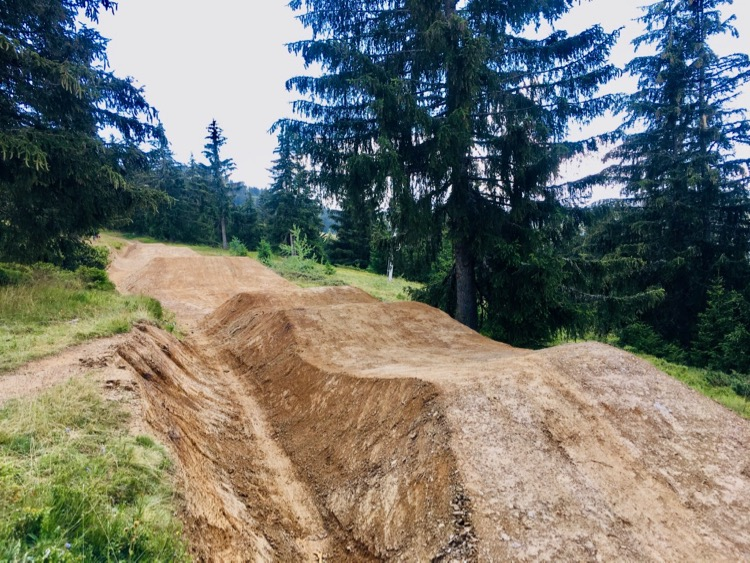 Tomawak upgrades 2020 bike park les gets