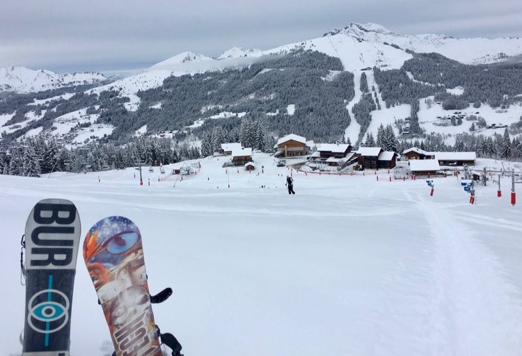 Winter has arrived and Up-Stix had their first snowboard session of winter 2020