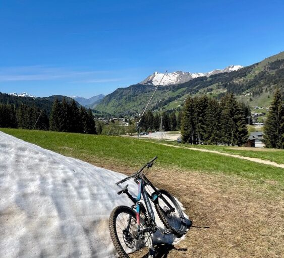 Les Gets Bike Park opening weekend 2021 was a belter!.. And a record breaker!