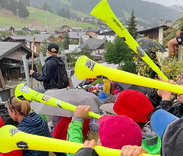 'Wetter than an otter's pocket' – Les Gets MTB World Cup 2021